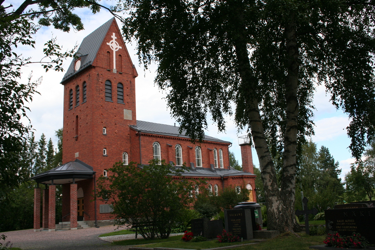 Pirkkalan Vanha kirkko