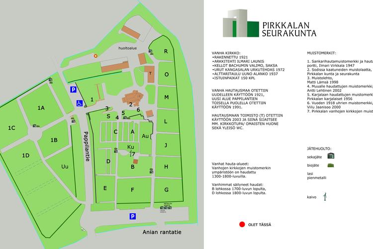 Pirkkalan Kartta